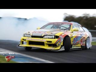 OTV RAW: Drifting @ 200kmh+ / D1NZ R6 Pukekohe Raceway 2016