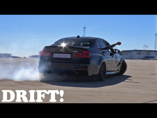 BMW M3 F80 w Levella Exhaust Burning Some Tyres!