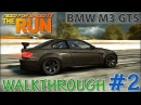 NFS The Run • Walkthrough 2 • BMW M3 GTS