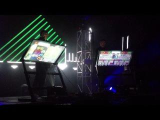 Marc Romboy Stephan Bodzin - Phobos - Glade 2012 [Full HD 1080p]