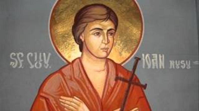 PARACLISUL SF IOAN RUSUL - Grup psaltic Nectarie Protopsaltul