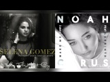 Make The Heart Cry  Selena Gomez X Noah Cyrus ft. Labrinth Mashup!