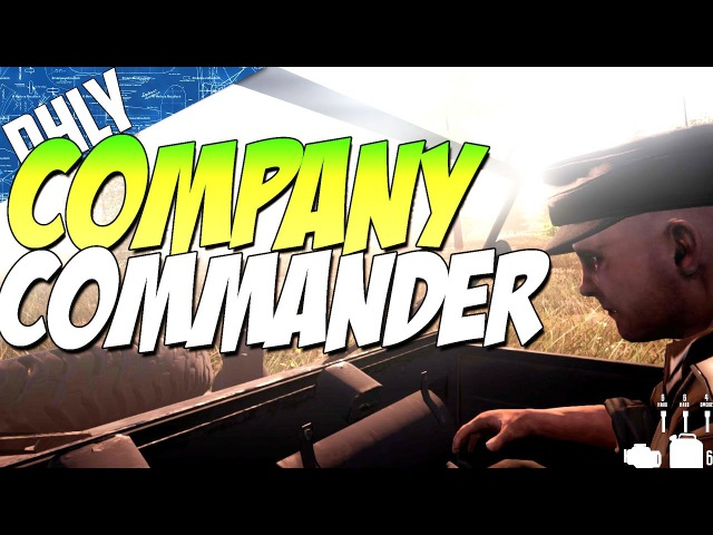 FOG OF WAR - Company Commander ft. PPSh SVT-40 (Fog Of War Gameplay)