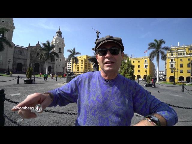 Ayhan Sicimoğlu ile RENKLER - Lima, Peru