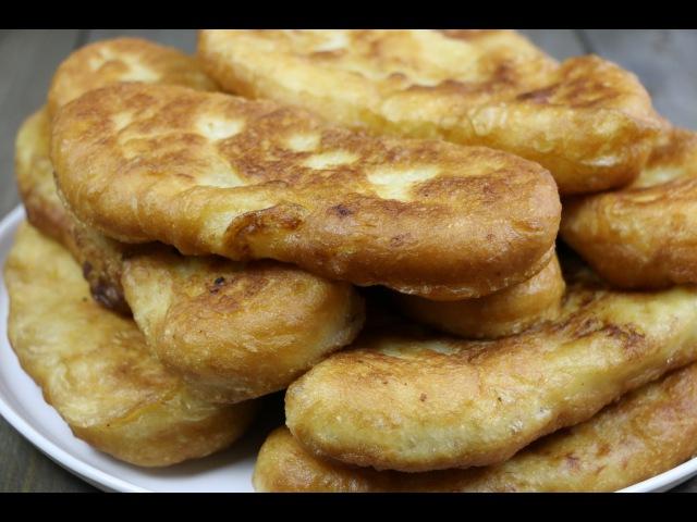Пирожки с картошкой пряженые жареные