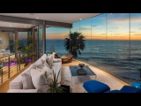 Paul McClean-Designed Floating Glass House in Laguna Beach, California