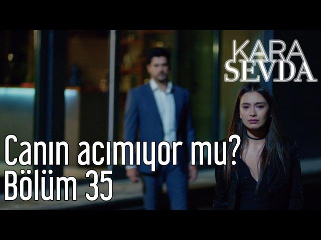 Kara Sevda 35. Bölüm - Canın Acımıyor mu?