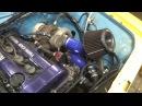 VAZ 2101 SWAP Nissan 16V Turbo Спав Двигателя Ниссан в жигули