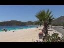 Лучшие пляжи Турции. Олюдениз. Коса Клеопатры