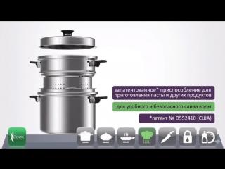 Посуда iCook. Преимущества и характеристики посуды iCook