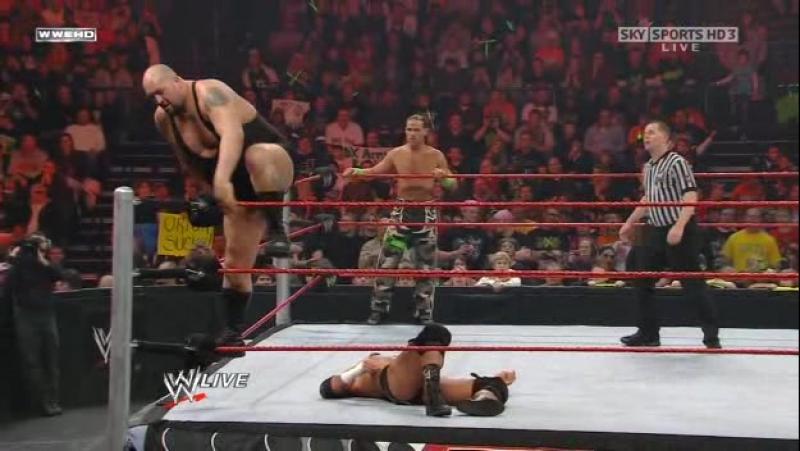 WWE Monday Night Raw 04.01.2010