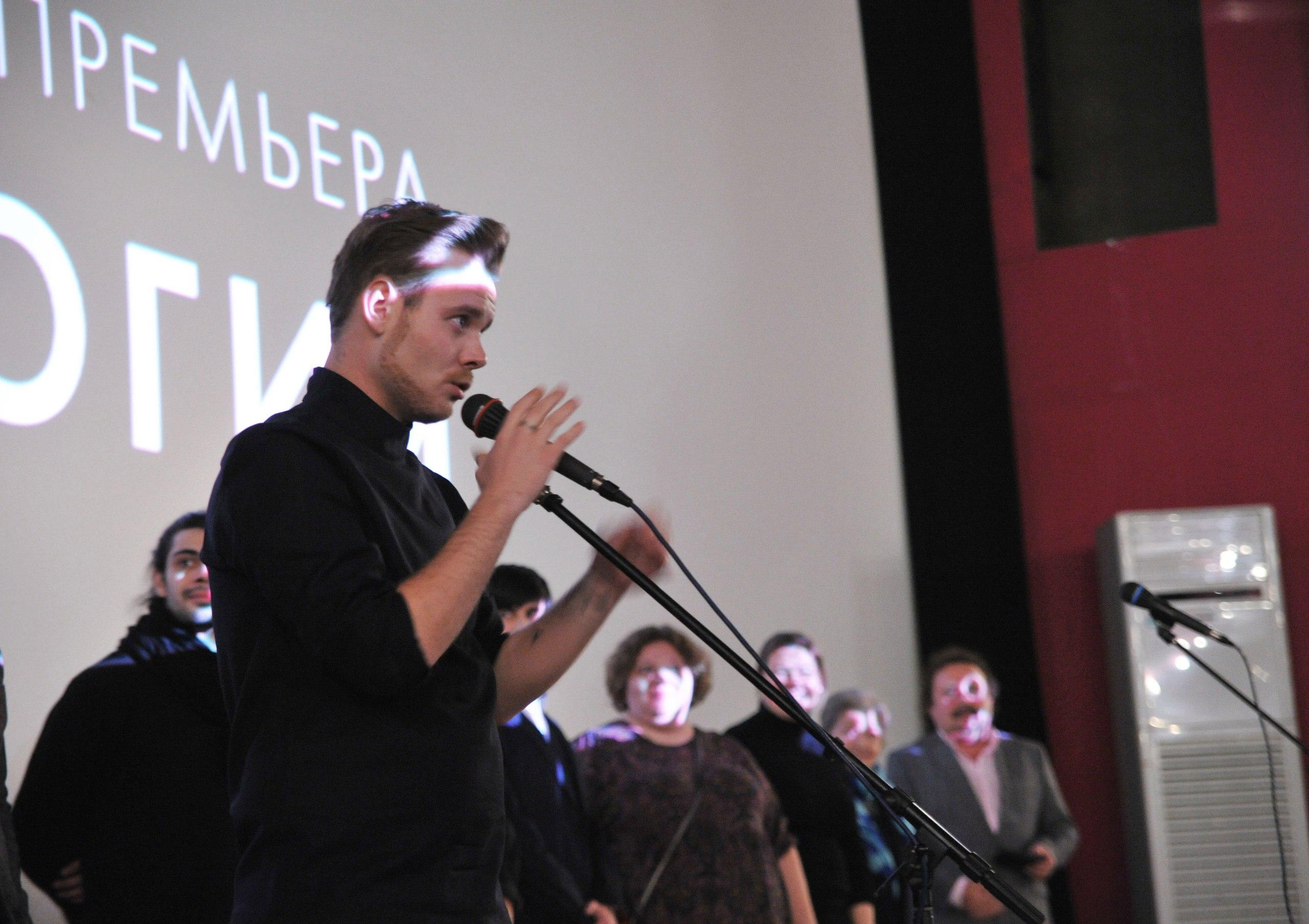 Режиссёр фильма, Иван И. Твердовский