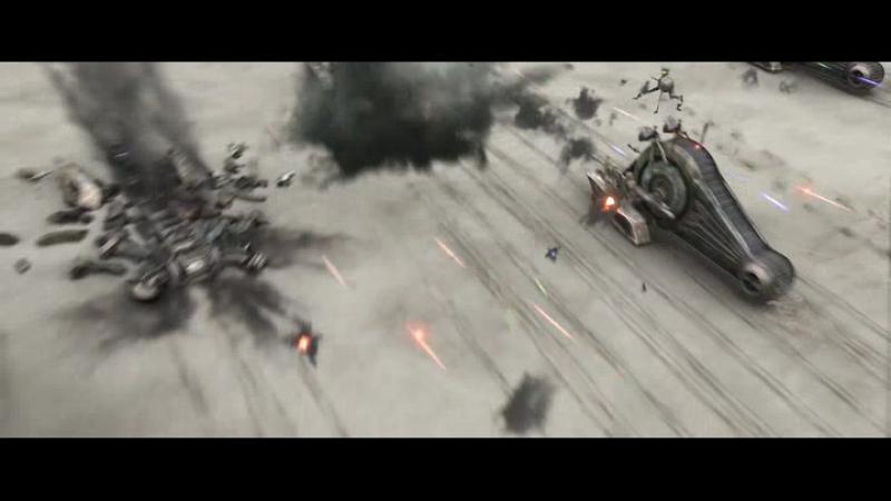 Битва за Кашиик (Звёздные войны. Эпизод III. Месть ситхов)