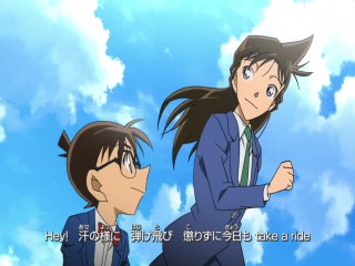 El Detectiu Conan - Opening - 38 - Greed [KNOCK OUT MONKEY]
