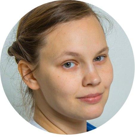 Дарья Лукошкова, слингоконсультант.