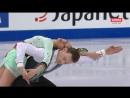 World Championships 2017. Pairs - SP. Lola ESBRAT / Andrei NOVOSELOV