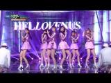 Hello Venus - Mysterious @ Music Bank 170120