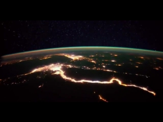 Timelapse of Earth from International Space Station ISS