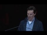 Sol LeWitt to Eva Hesse - Read by Benedict Cumberbatch #topnotchenglish