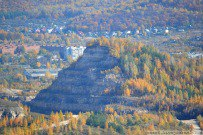 09 октября 2011 - Жигулёвск: Гора Отважная осенью