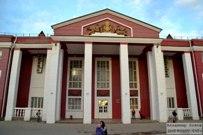 14 октября 2013 - Самарская область: Поселок Красная глинка