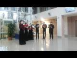 Концерт европейской пасхальной музыки в НГУ 3