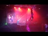 Выступление Студия MARI и Я, воздушные полотна, девичник 12 июня 2016 М33