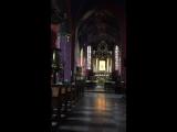 the cathedral church Bydgoszcz