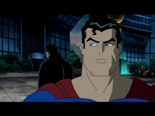 Супермен/Бэтмен: Враги общества (2009) HD 720p