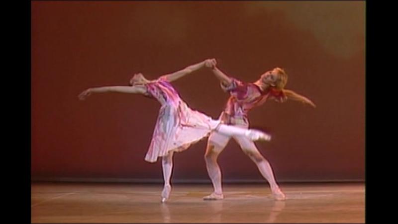 За полчаса до весны-Песняры.(Балет). Танцуют Алтынай Асылмуратова и Константин Заклинский.
