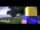 Майкрафт анимация. Голодные игры часть 1
