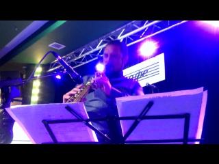 Джазовый саксофонист Габриэле Бонасорте в Музкафе