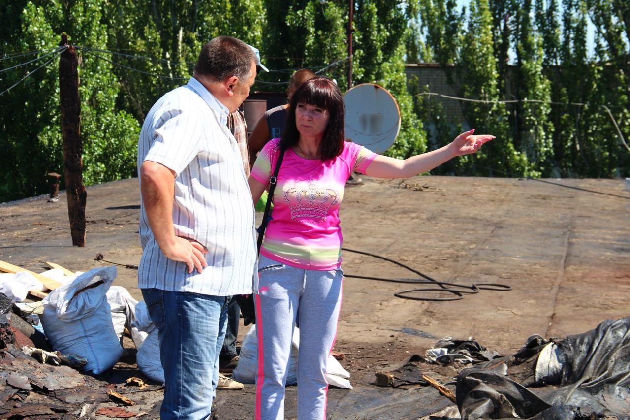 Депутат горсовета инициировал ремонт зданий на ХБК