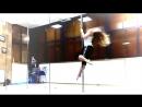 Poleography, pole plastic, pole dance. Лирика. Tanya Feel.