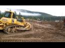 Работа на золотых приисках в ООО Янтарь