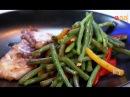 Рыба фасоль соевый соус