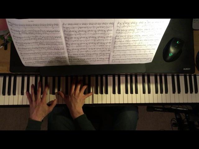 NINE INCH NAILS - La Mer [piano cover]
