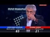 Поединок с Владимиром Соловьевым. Проханов VS Гозман 08.12.2016