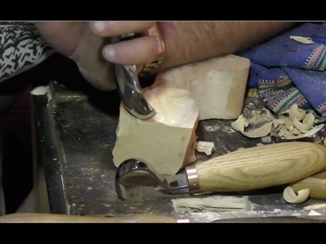 Ложкорез, клюкарзы для резьбы по дереву