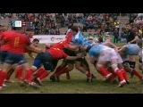 2017 REC Mens 15s Russia vs Spain 11 02 17
