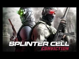 Tom Clancy's Splinter Cell: Conviction - Russian strong language