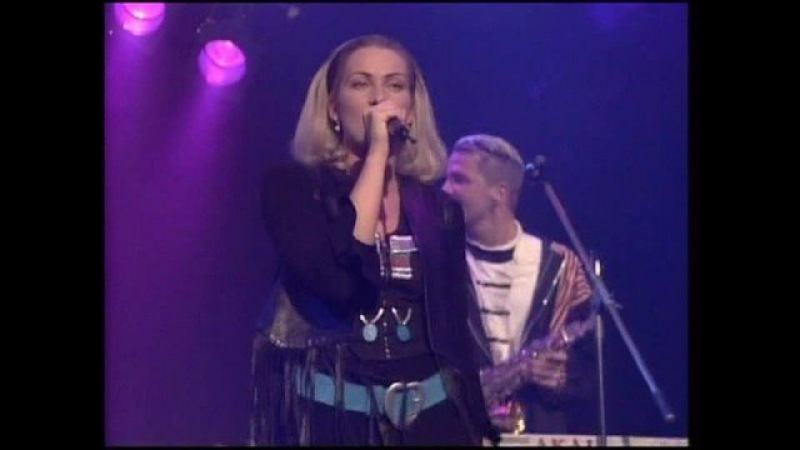 Ace of base all that she wants live