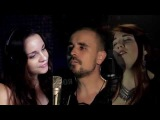 FAUN-Diese Kalte Nacht-(Cover by Alina Lesnik feat. Logan Epic Canto HD Video)