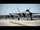F-35 Lightning II Operations At SCANG Base