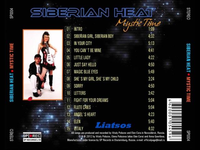 Εlen Cora Siberian Heat Mix by dj George Liatsos