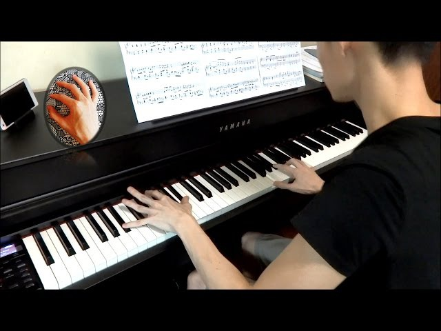 The Lion King - Can You Feel The Love Tonight [Piano] (Arranged by Hirohashi Makiko)
