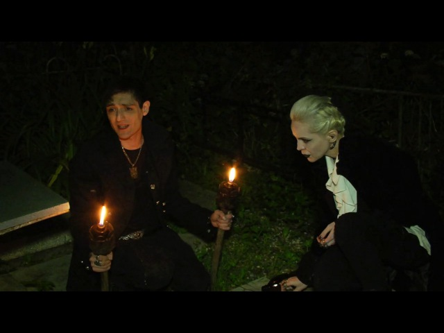 Экстрасенсы ведут расследование: Джулия Ванг и Александр Шепс - Тайна замка Шаакен (на кладбище)