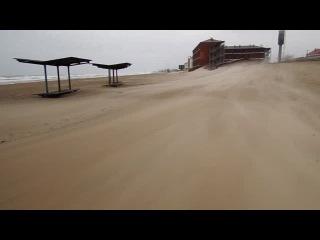 Затока. Песчаная буря в средине весны/Zatoka. Sandstorm in the middle of spring
