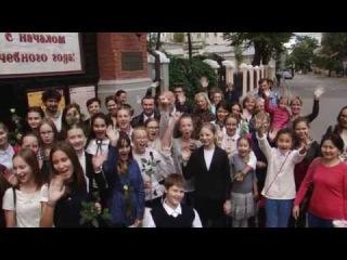 День первоклассника в Школе Акварели Сергея Андрияки.