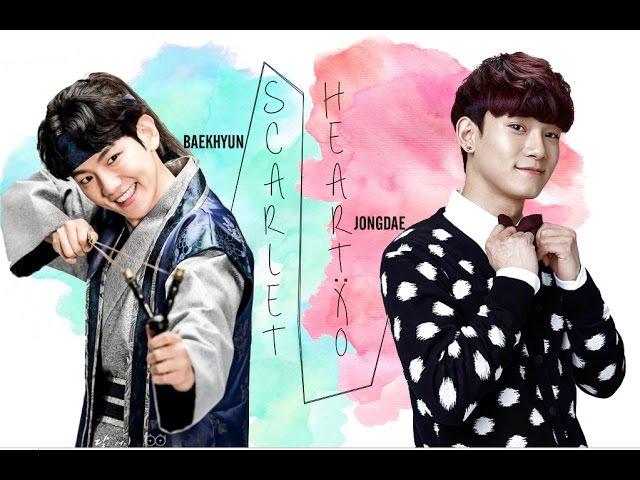 [EXO TRAILER] EXO CHEN X BAEKHYUN (BAEKCHEN/백첸) SCARLET HEART: XO/MOON LOVERS